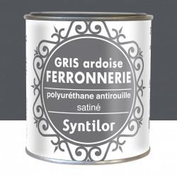 Peinture ferronnerie extérieur SYNTILOR, gris ardoise, 0.375 l de marque SYNTILOR, référence: B6002400