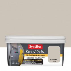 Peinture intérieur Renov sol SYNTILOR, beige sable, 2 l de marque SYNTILOR, référence: B6003300