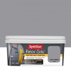 Peinture intérieur Renov sol SYNTILOR, gris cendré, 2 l de marque SYNTILOR, référence: B6003700