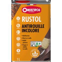 Protection antirouille extérieur / intérieur Rustol OWATROL, incolore, 1 l de marque OWATROL, référence: B6065100