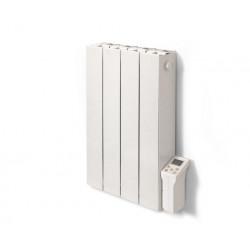 Radiateur électrique à inertie sèche 1000 W DELTACALOR Cubo horizontal blanc de marque DELTACALOR, référence: B6068600