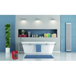 Radiateur soufflant salle de bain mobile électrique THOMSON Fifty thsf 2000 W de marque Thomson, référence: B6069000