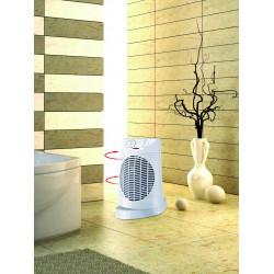 Radiateur soufflant salle de bain mobile électrique THOMSON Thsf024 2000 W de marque Thomson, référence: B6069300
