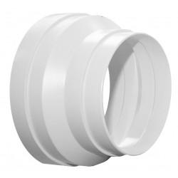 Réduction conique pvc S&P, Diam.160/125 mm de marque S&P, référence: B6075900
