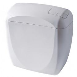 Réservoir bas WC SIAMP Rondo de marque Siamp, référence: B6077800