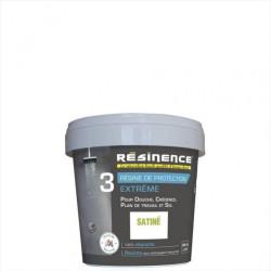Résine de protection béton RESINENCE, incolore satiné, 0.3 l l de marque RESINENCE, référence: B6078800