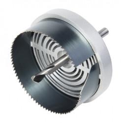Scie cloche bois 68 mm Diam.68 mm WOLFCRAFT de marque WOLFCRAFT, référence: B6094300