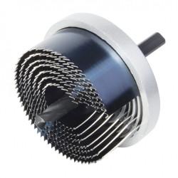 Scie cloche multimatériau, Diam. 25 à 62 mm WOLFCRAFT de marque WOLFCRAFT, référence: B6094400