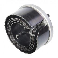 Scie cloche T10 Diam.60/68/74/80/95 mm WOLFCRAFT de marque WOLFCRAFT, référence: B6094500
