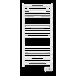 Sèche-serviettes électrique SAUTER 500W, H.113 x l.50 cm Goreli digital de marque SAUTER, référence: B6095700