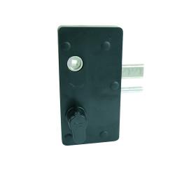 Serrure en applique AFBAT, à poignée, ouverture à droite ou à gauche de marque AFBAT, référence: B6100500