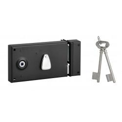 Serrure en applique THIRARD, axe 55 mm, à poignée, ouverture à droite de marque THIRARD , référence: B6101600