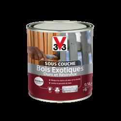 Sous-couche bois exotique  V33, 0.5 l, incolore de marque V33, référence: B6109600