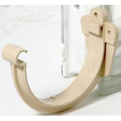 Support de bandeau développé 25 Xpcab80sp beige pvc de marque GIRPI, référence: B6113500