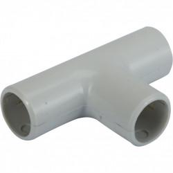 Té pour tube IRL diam. 16 mm ELECTRALINE de marque ELECTRALINE, référence: B6119800