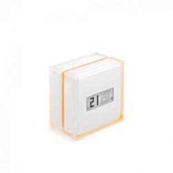 Thermostat connecté et intelligent filaire ou sans fil NETATMO de marque NETATMO, référence: B6131100