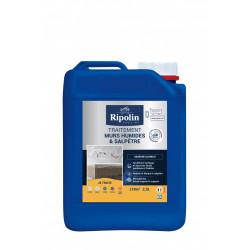 Traitement antisalpêtre et murs humides Rip etanch, RIPOLIN incolore 2.5 l de marque RIPOLIN, référence: B6134900