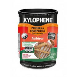 Traitement du bois poutre et charpente XYLOPHENE 20 ans, 5 l de marque XYLOPHENE, référence: B6138000