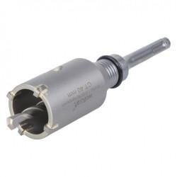 Trépan béton multimatériau, Diam.Trépan de 20 à 40 mm WOLFCRAFT de marque WOLFCRAFT, référence: B6138800