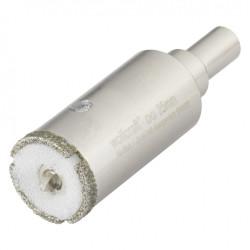 Trépan diamant carrelage p45, Diam.25 mm WOLFCRAFT de marque WOLFCRAFT, référence: B6139300
