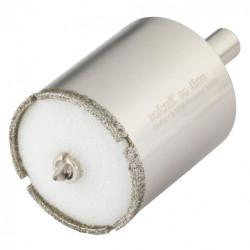 Trépan diamant carrelage p45, Diam.45 mm WOLFCRAFT de marque WOLFCRAFT, référence: B6139400