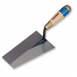 Truelle carrée acier traité REVEX, 18 cm de marque REVEX, référence: B6143700
