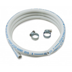 Tuyau caoutchouc gaz bp, garantie 5 ans, H.100 cm GAZINOX de marque GAZINOX, référence: B6146900