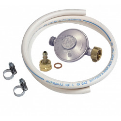 Tuyau caoutchouc gaz butane garantie 5 ans, H.17 cm GAZINOX de marque GAZINOX, référence: B6147000