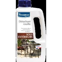Détachant rouille terrasse STARWAX 1 l de marque Starwax, référence: B6180700