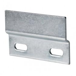 Lot de 10 profils pour suspension de meuble acier zingué HETTICH, l.45 mm de marque HETTICH, référence: B6183700