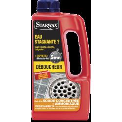 Déboucheur STARWAX 1 Litre de marque Starwax, référence: B6202700