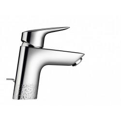 Mitigeur de lavabo chromé brillant, HANSGROHE Mycube m de marque HANSGROHE, référence: B6232100