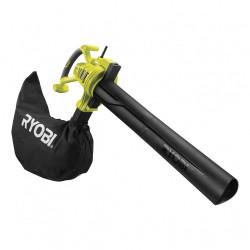 Aspirateur souffleur broyeur électrique RYOBI Rbv3000csv, 3000 W de marque RYOBI, référence: J5773300