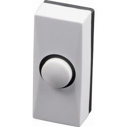 Bouton de sonnette filaire SCS SENTINEL Golfy 7900, blanc de marque SCS SENTINEL, référence: B5755800