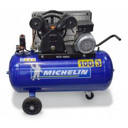 Compresseur de chantier MICHELIN 100 l 3 cv VCX100 230 V de marque MICHELIN, référence: B5802400