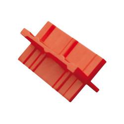 Espaceur pour lames de terrasse Cobra, L.0.08 x l.0.11 m de marque SO GARDEN, référence: B5838400