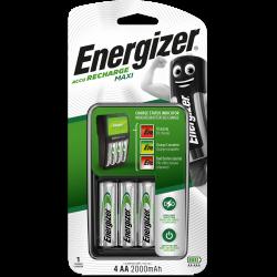 Chargeur de piles ENERGIZER, 1 ou 4 piles aa / aaa de marque ENERGIZER, référence: B6267100
