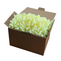 Chips de calage jaune PACK AND MOVE, 20 l de marque PACK AND MOVE, référence: B6268300
