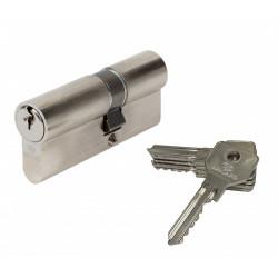 Cylindre de serrure BRICARD alpha débrayable L.30 + 40 mm de marque BRICARD, référence: B6270800