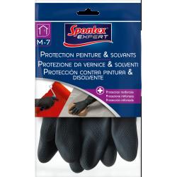 Gant peinture et vernis SPONTEX EXPERT, taille M de marque SPONTEX EXPERT, référence: B6279000