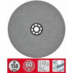 Meule grain fin diam.150x12,7x20mm de marque KWB, référence: B6329900