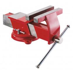 Étau en acier, 125 mm de marque Centrale Brico, référence: B6342100
