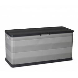 coffre non résine noir / gris, 280 l de marque Centrale Brico, référence: B6361900