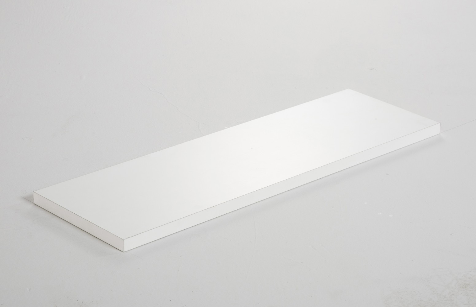 Etagère murale blanc, L.60 x P.20 cm Ep.18 mm