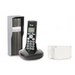 Duophone 150 Interphone Audio Sans Fil Avec Combine Dect Sentinel - Sentinel de marque Centrale Brico, référence: B6364300