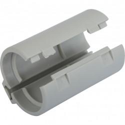 Manchon ouvrable, Diam.20, L.55 mm de marque Centrale Brico, référence: B6366400
