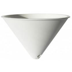 Pavillon TIBELEC, plastique, blanc de marque Centrale Brico, référence: B6381200