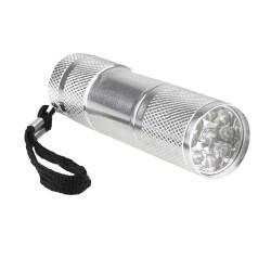 Lampe torche LED, 45lm de marque Centrale Brico, référence: B6383400