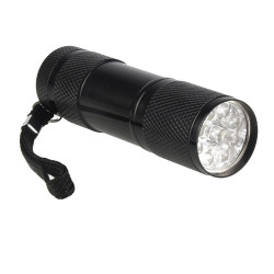 Lampe torche, 45lm de marque Centrale Brico, référence: B6383600