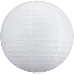 Suspension Goadesign, papier blanc, Diam.30.0 cm de marque Centrale Brico, référence: B6395400